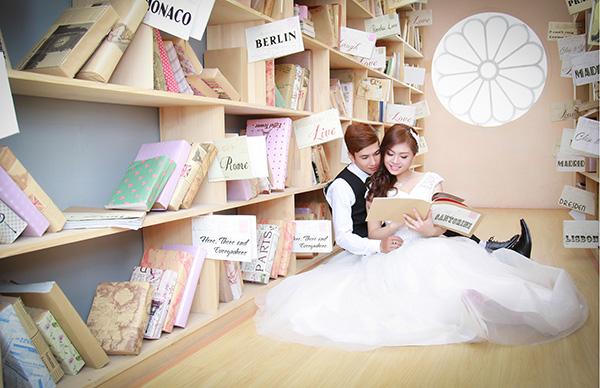 Chụp ảnh cưới đẹp giá rẻ tại tphcm