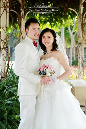 Áo cưới đẹp giá rẻ tại tphcm