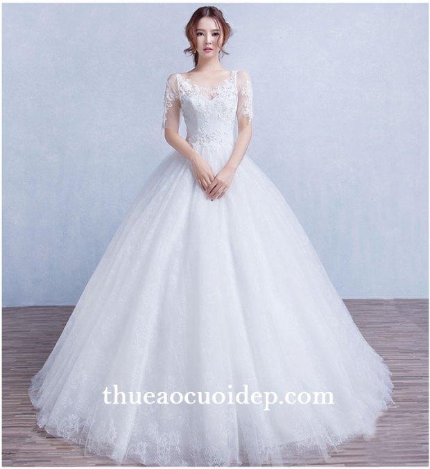 Thuê áo cưới đẹp giá rẻ tphcm